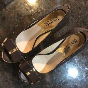 Michael Kors Shoes - Michael Kors. Wedge size 8